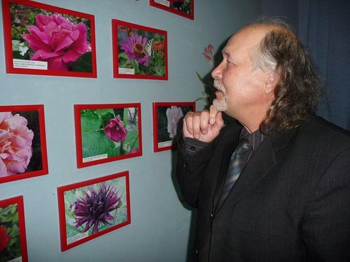 Виталий Бабенко на фотовыставке