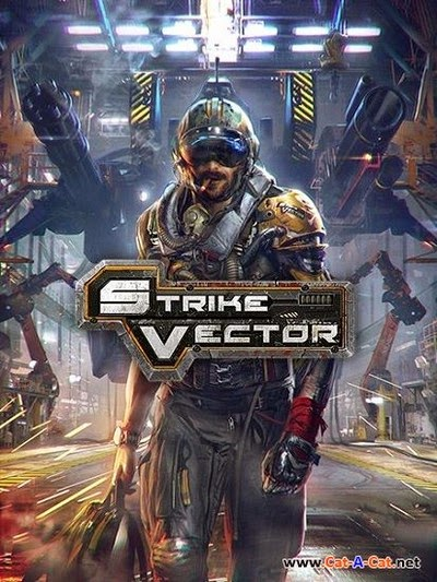 [GameGokil.com] Gameplay Strike Vector Single Link Iso Full Version