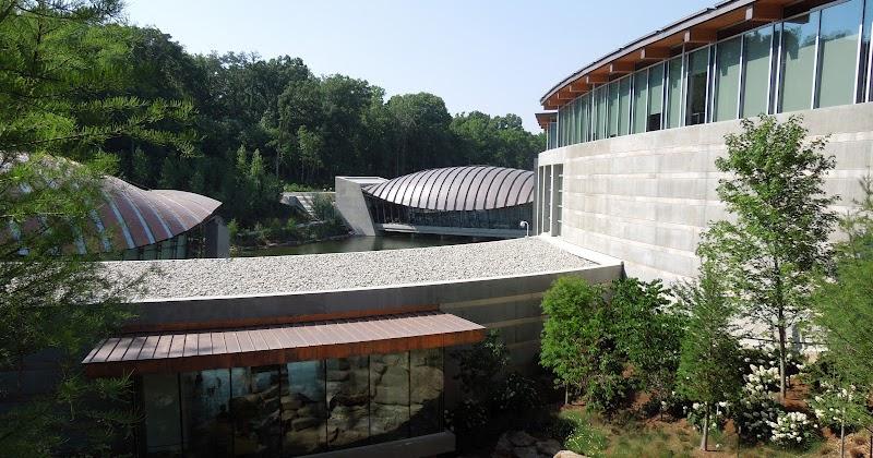 Crystal Bridges Meeting Rooms