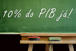 A EDUCAÇÃO PÚBLICA NÃO PODE ESPERAR!