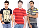 Myntra: Get Upto 50% + Extra 30% OFF at Rs. 999 on Men Tees & Polos (New Signup)
