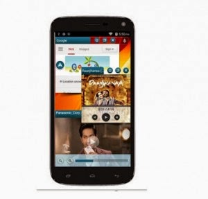 Paytm : Buy Panasonic P41 Mobile Phone at Rs.5855 after cashnback only