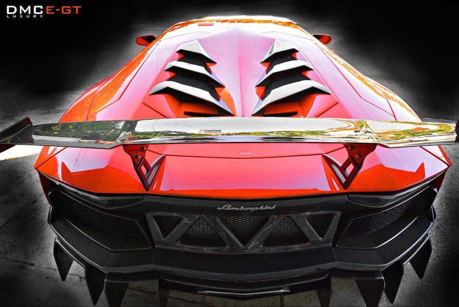 DMC「ランボルギーニ・アヴェンタドールLP988 Edizione GT」