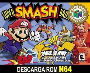 Super Smash Bros 64 ROMs Nintendo64