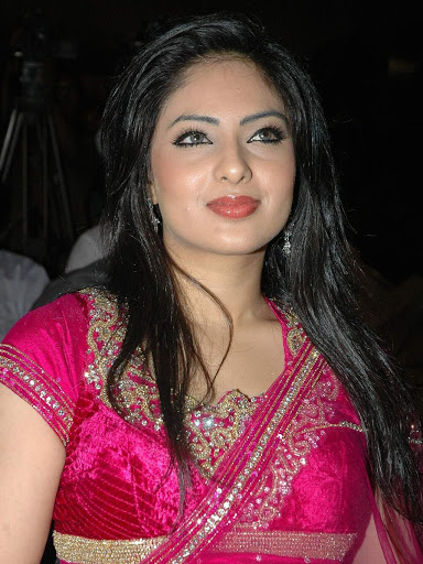 Actress In Saree Blouse