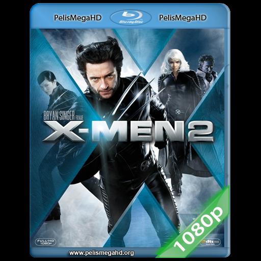X-MEN 2 (2003) FULL 1080P HD MKV ESPAÑOL LATINO