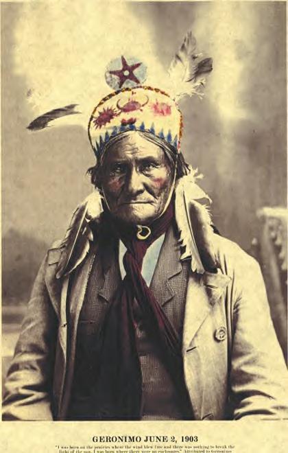 Geronimo, 1903