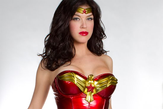 Lynda carter approve of new wonder woman adrianne palickiactual casting adrianne palicki seemed like a good move and may well have been but the first draft of the costume was terrible and revisions only partially thecheapjerseys Gallery