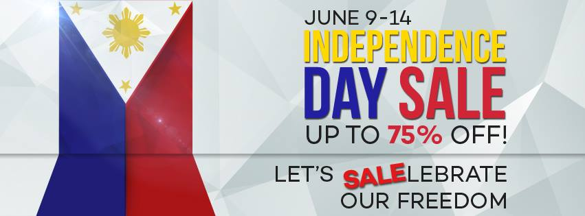 Lazada Independence Day Sale Event