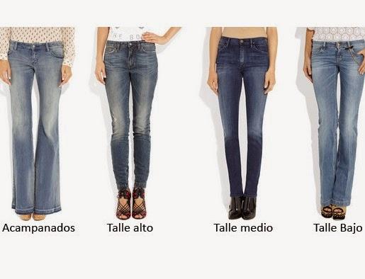 Un Jean Para Cada Tipo De Cuerpo Belleza
