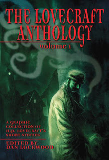 The Lovecraft Anthology - Volume I, 2011, copertina