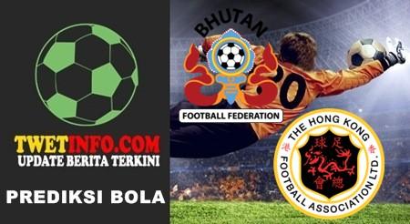 Prediksi Bhutan vs Hong Kong