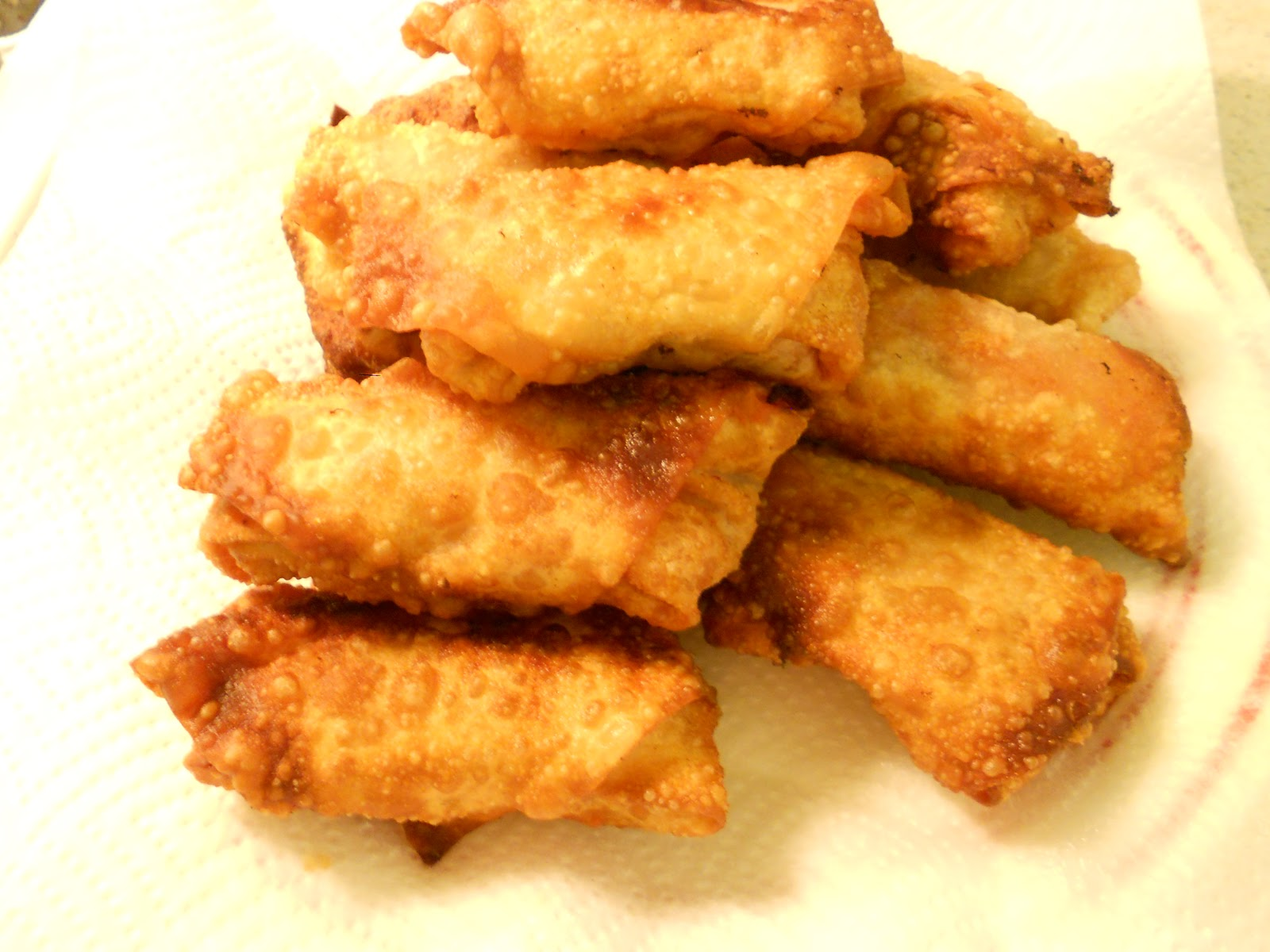 Fantastical Sharing of Recipes: Amazing Homemade Pizza Rolls