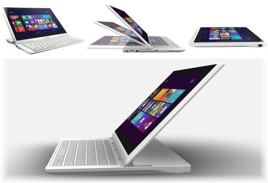 New MSI Slider S20 Convertible Ultrabook