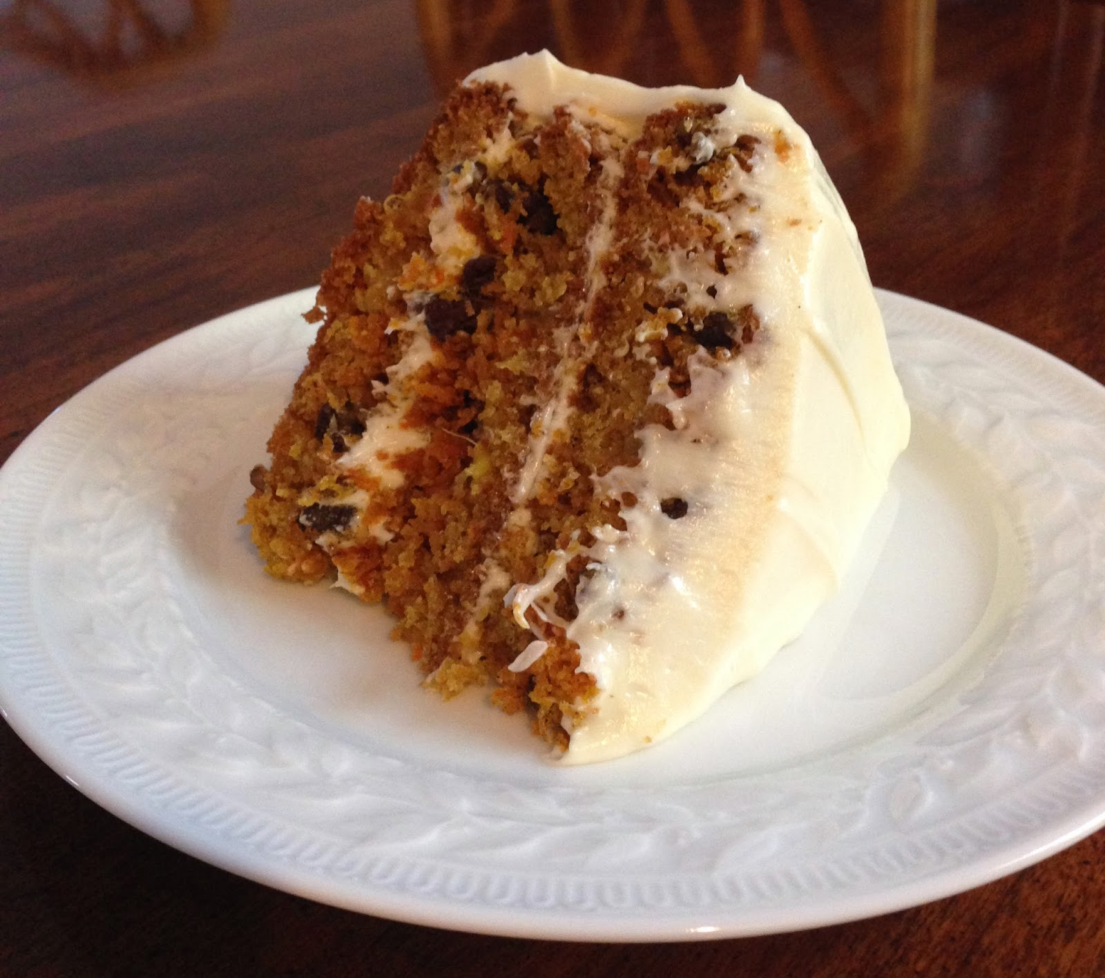 Southern Distinctions The Best Carrot Cake Ever