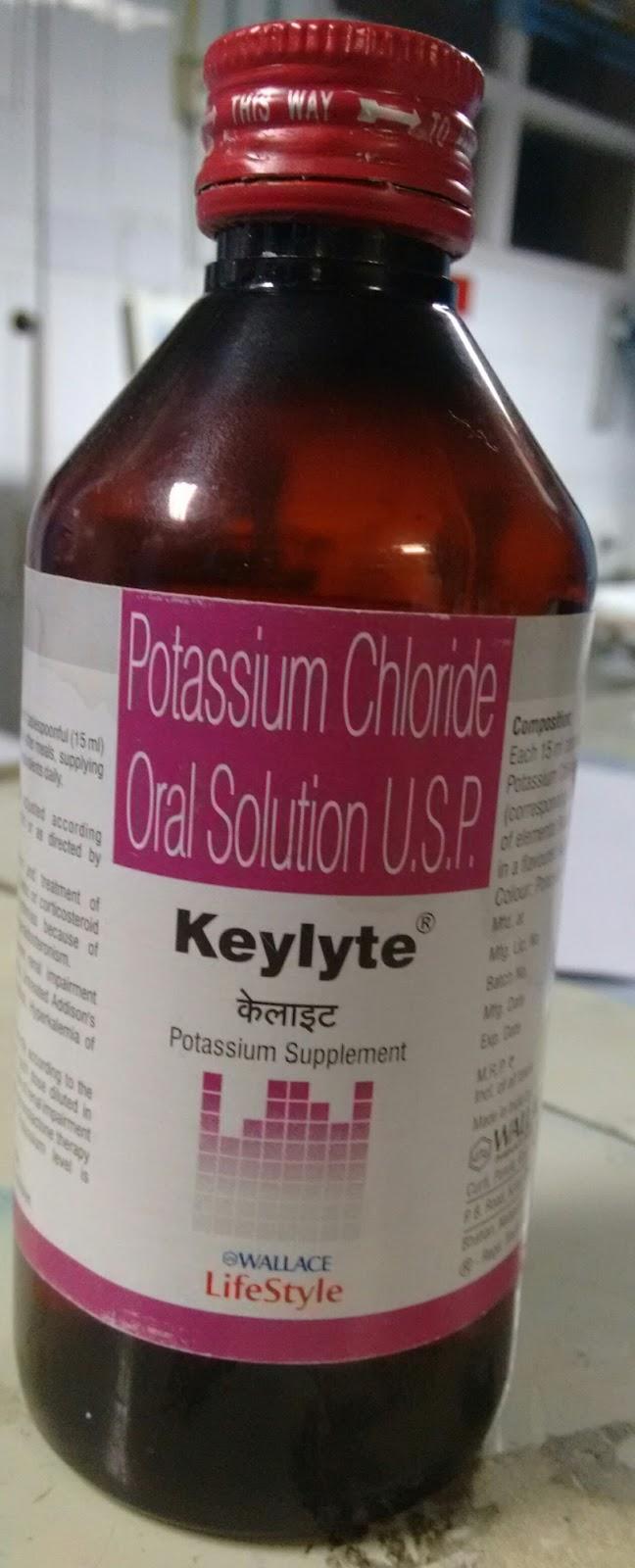 how to get potassium chloride