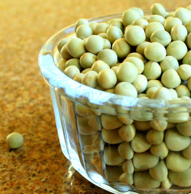 Savoury Table: An English Chip Shop Favorite: Mushy Peas