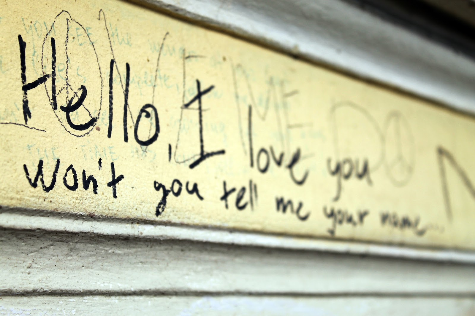 THIS BLOG WAS WRIT IN WATER: John Lennon Wall, Sofia, Bulgaria