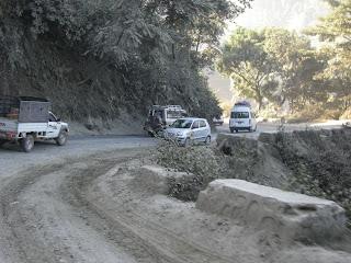 dangerous roads Nepal