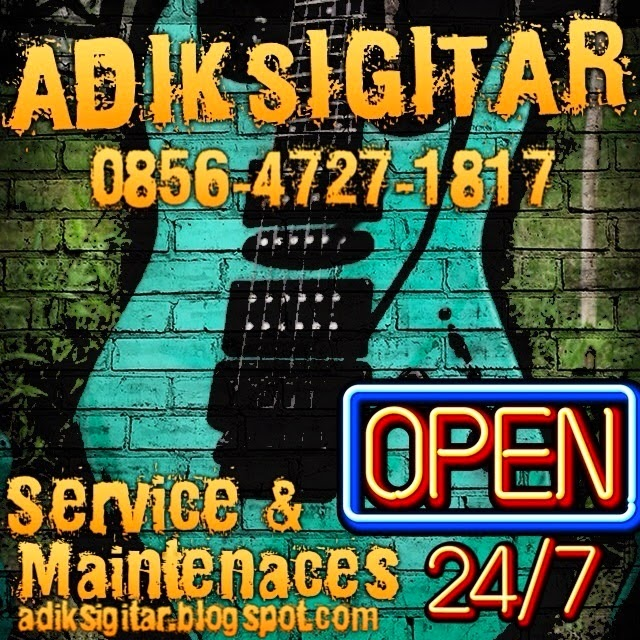 Adiksigitar Service & Maintenances