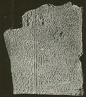 La creación el Génesis ¿Enuma Elish? Gilgamesh