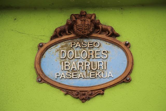 Paseo Dolores Ibárruri