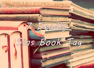 7 Deadly Sins  & Lubimyczytac Book Tag