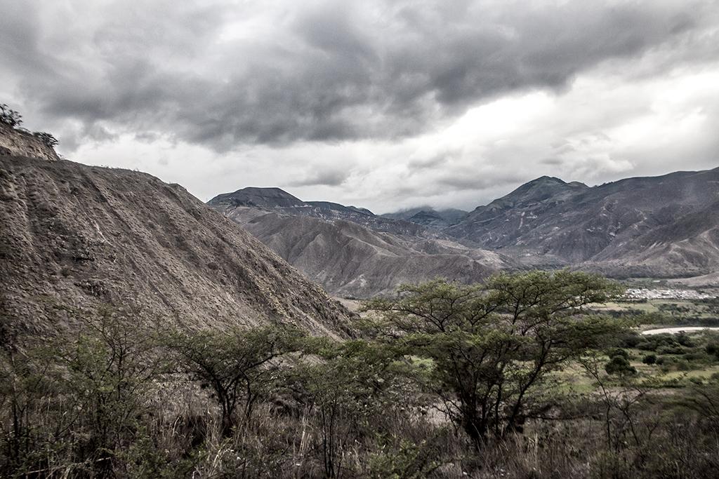 paisaje ecuatoriano