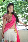 Mitra photo shoot in half saree-thumbnail-15