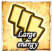 Large energy +3