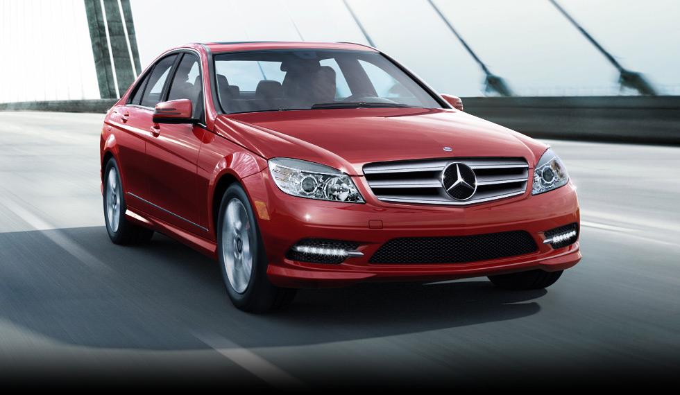 car revolution 2012 mercedes benz c class best sport sedan. Black Bedroom Furniture Sets. Home Design Ideas