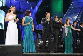 Toni Gonzaga, KC Concepcion, Anne Curtis Christmas special