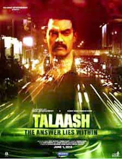 Talaash 2012 Hindi Movie Torrent Download