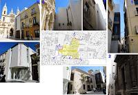 degradación del paisaje urbano histórico entorno arquitectónico del museo Thyssen de Málaga
