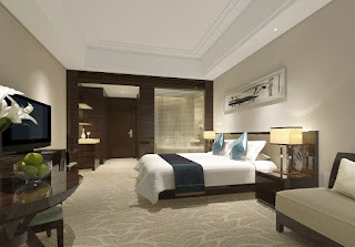 Luxury hotel bedroom design the interior designs for Decorate your bedroom like a hotel room