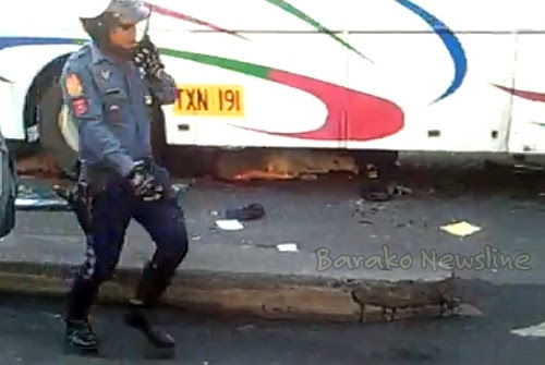 EDSA Magallanes bus accident