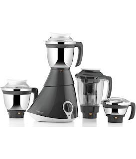 Buy Butterfly Matchless Mixer Grinder Grey at Rs. 3960 only + 10% cash back with SBI