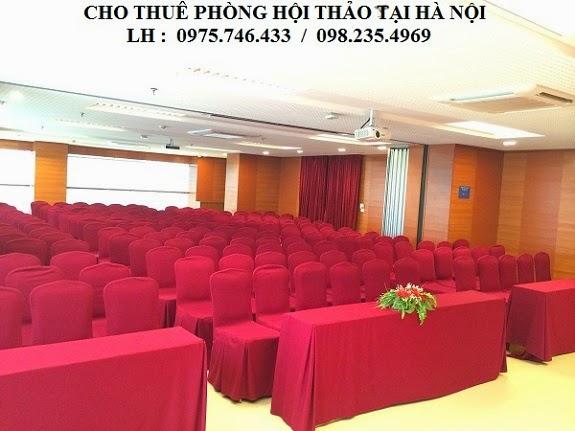 phòng hội thảo 200 chỗ