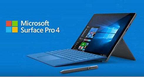 Microsoft | Surface | Surface Pro 4 | Tablet | Laptop | Ultra-portable