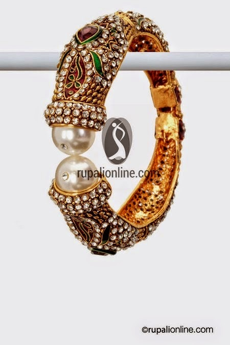 Bangles designs 2014 by Rupali