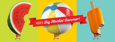 Target Big Honkin' Summer