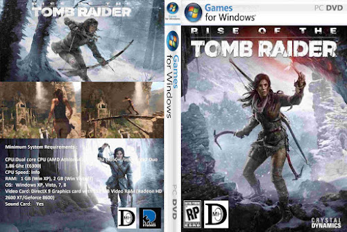 Rise of The Tomb Raider PC Completo Dublado em Português BR Download - MEGA