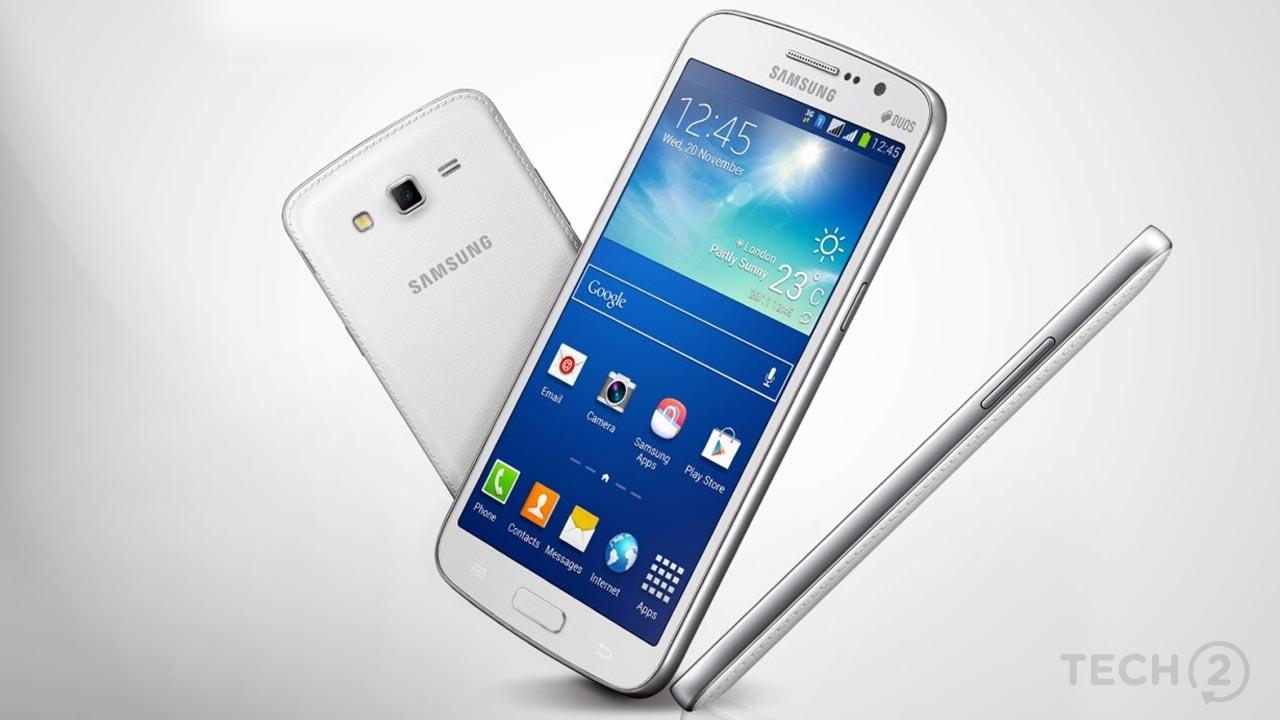 Samsung Galaxy Grand On Smartphone Mid End Dengan Processor Exynos Polytron W7452 Quadra S2