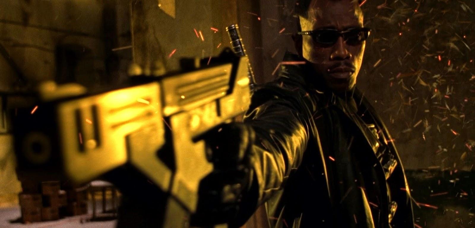 Wesley Snipes quer retornar para outra sequência de Blade