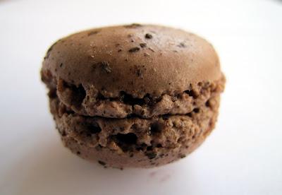 Les meilleurs macarons au chocolat de Paris - Lenôtre