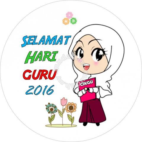 SELAMAT HARI GURU 2016