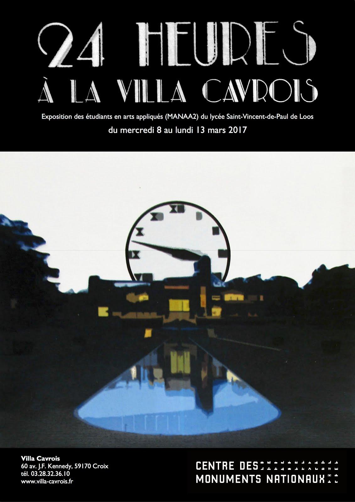 24 heures à la Villa Cavrois