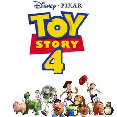 Estreia filme Toy Story 4 em 2017