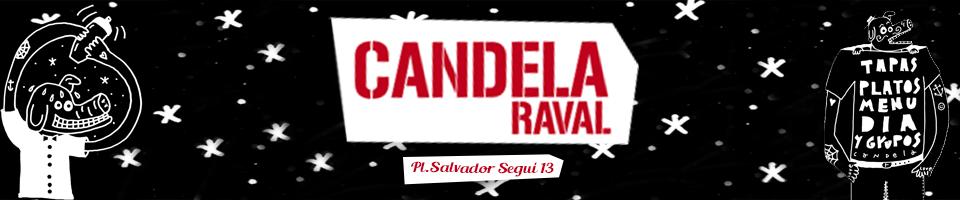 Candela Raval bar-restaurant