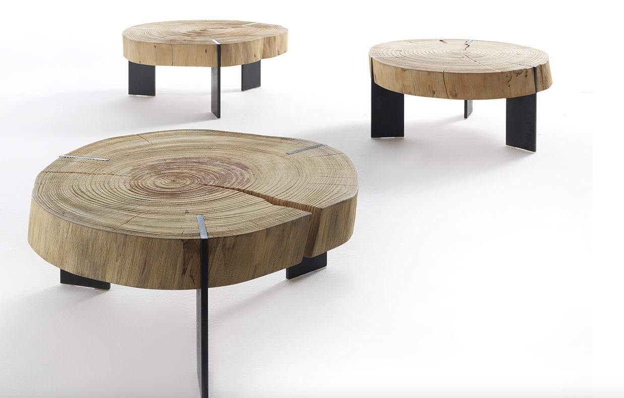 Nuovi tavolini da salotto tino mariani - Tavolini per divano ...